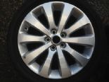 "2011 VAUXHALL INSIGNIA GENUINE OEM 10 SPOKE 17"" ALLOY WHEEL GM 0P043 K5"